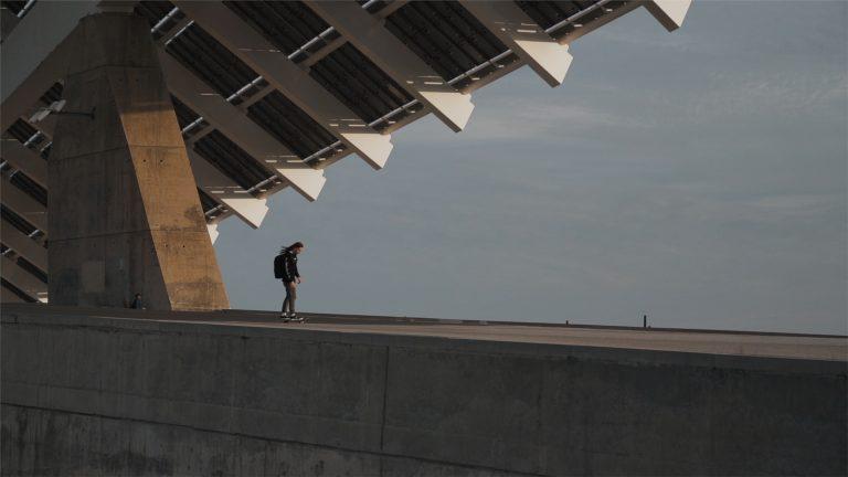 Afternoon skate & photos – Barcelona