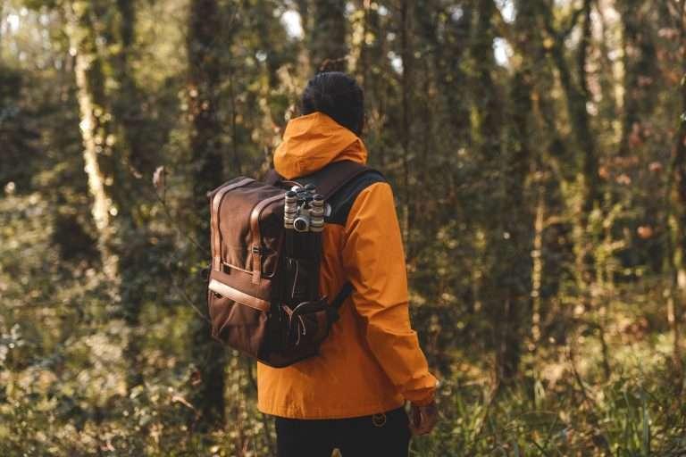 Gitzo legendé backpack and tripod