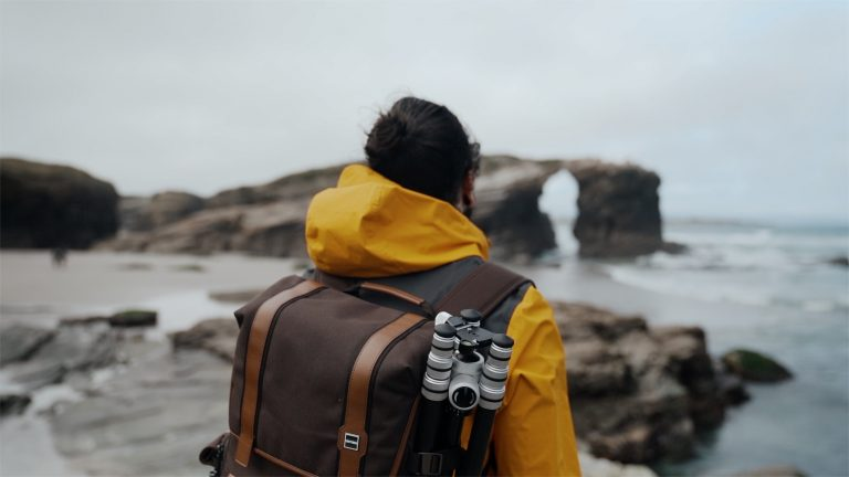 Gitzo – Legendé Backpack and tripod