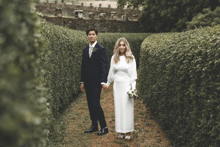 Zhan Di & Begoña Wedding